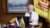Сергей Миронов провел видеоконференцию с президентом Шереметьевского Профсоюза Летного Состава Игорем Дельдюжовым