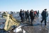 Самолет FlyDubai разбился в марте в ростовском аэропорту из-за ошибки пилота