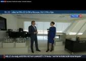 """Программа """"В рабочий полдень"""": Виталий Савельев"""