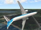 ВИДЕО: серьёзный лётный инцидент с В-737 во Внуково 13.10.2017