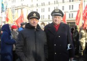 ШПЛС на демонстрации 7.11.2015