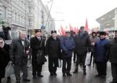 98-я годовщина Советской Армии и Военно-Морского Флота