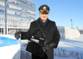 фото пикета в Мелькисарово 28.01.2014