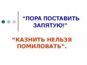 «Казнить нельзя помиловать», краткий анализ пунктов положения о «Некарательной среде» и зачем мы подаём петиции руководству?