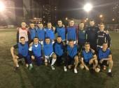 Команда ШПЛС приняла участие в Чемпионате городского округа Химки по футболу 8x8