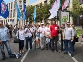 50 000 человек вышли на митинг против повышения пенсионного возраста в Москве