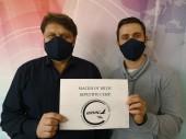 ШПЛС раздает маски для защиты от коронавируса