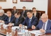 Заседание комиссии РСПП по транспорту (СОУТ)