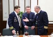 9 февраля ШПЛС принял участие во встрече с Министром транспорта РФ Максимом Соколовым