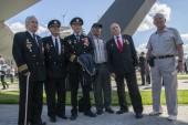 Памятник Ил-62 открыли в Шереметьево