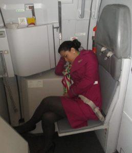 Каким должен быть отдых у пилотов