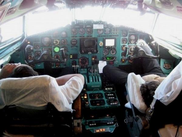О новом методе прогнозирования утомления в полетах