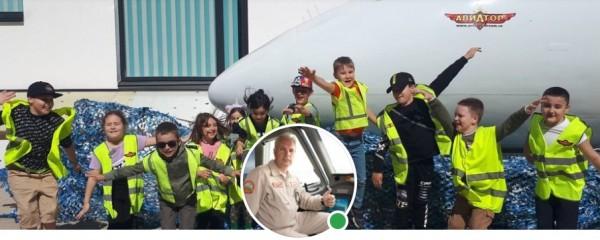 В Летную школу «Авиатор» требуются пилоты