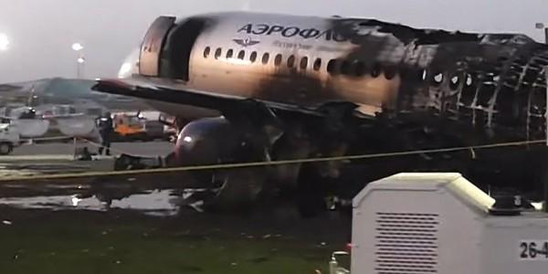 Ведомости: пилоты – о крушении самолета «Аэрофлота»