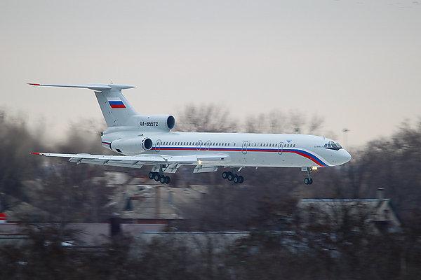 Расследование по делу о катастрофе Ту-154 вблизи Сочи продлено до 25 декабря