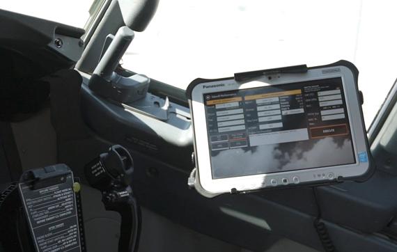 """""""Аэрофлот"""" внедрил систему электронной документации в кабине экипажа на базе планшетов Panasonic Toughpad FZ-G1"""