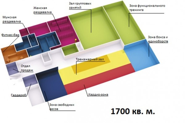 Новый фитнес-центр ALEX FITNESS  в Зеленограде *