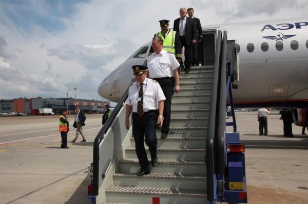 «Аэрофлот» терпит убытки и экономит на пилотах