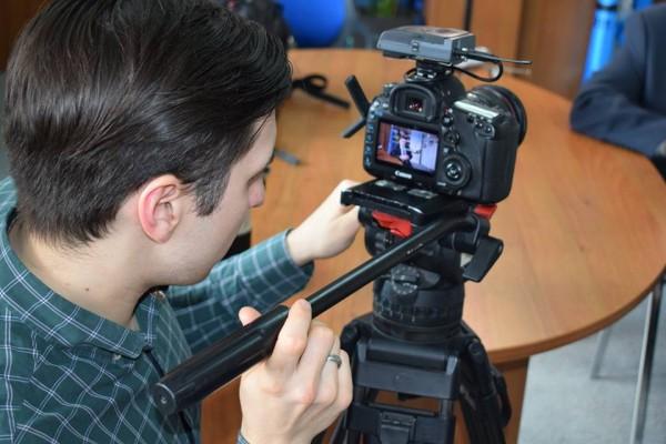 Съемки видео