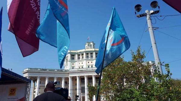 Сегодня в 18-00 ждем вас на Суворовской площади! Безопасность полетов важнее прибыли