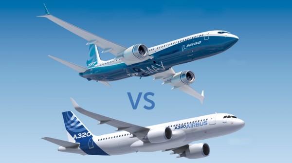 Аэрофлот рассматривает возможность крупного заказа узкофюзеляжных самолетов Airbus и Boeing