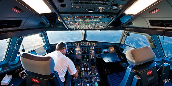 29 августа - антистресс в авиации