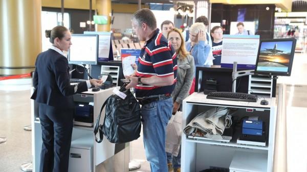К вопросу трудностей с прохождением досмотра при входе в терминал «B»