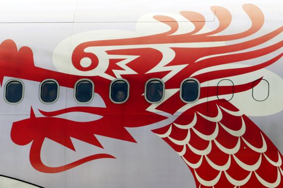 Китай переманивает летчиков со всего мира