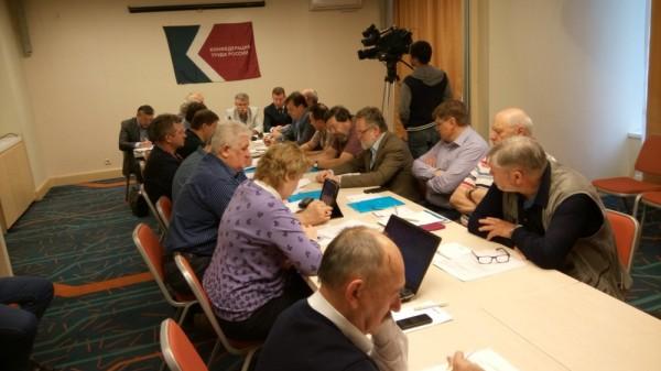 КТР призывает идти на выборы и поддержать профсоюзных кандидатов