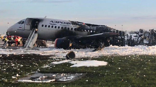 Авиакатастрофы в России: делаем вид, что извлекаем уроки