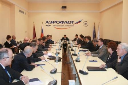 Руководство аэрофлота совет директоров