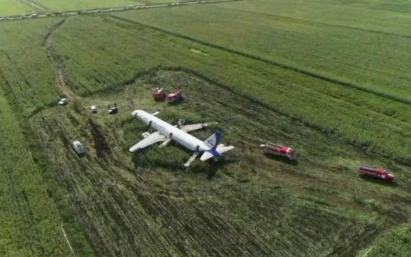 Анонс пресс-конференции в НСН 19 августа 2019г.: Аварийная посадка Airbus А321: Кто понесёт ответственность?