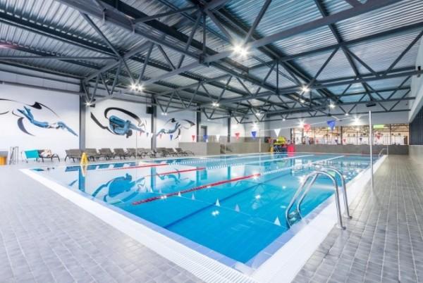 Новый фитнес-центр для членов ШПЛС в Солнечногорском районе *