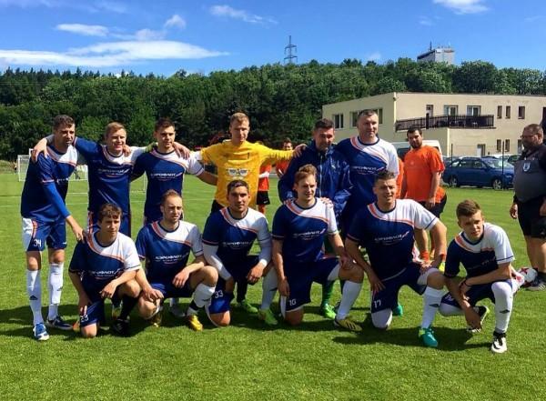 Сборная команда «Аэрофлота» одержала победу на турнире в Праге *