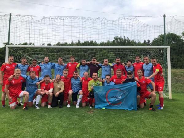 Футболисты ШПЛС успешно выступили на турнире в Праге