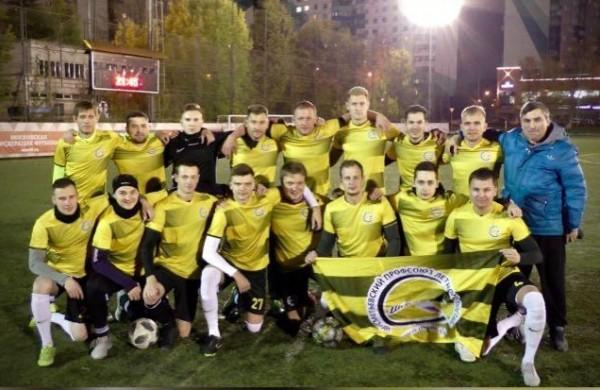 Приходите в футбольную команду ШПЛС!