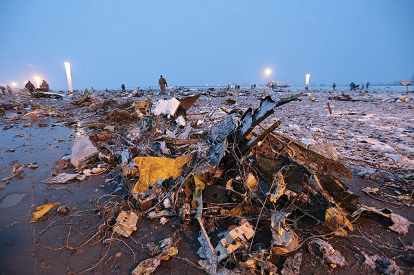 Ростовскую авиакатастрофу исследуют в лаборатории Boeing