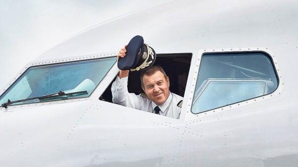 Перелетчики гражданской авиации
