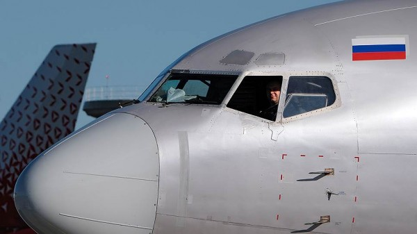 У пилотов отбирают документы