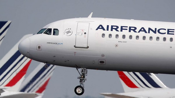 Air France опускает крылья