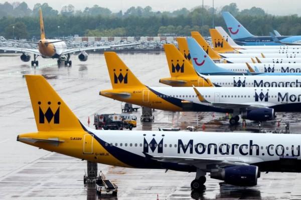 Британский профсоюз пилотов (BALPA) просит власти провести тщательное расследование краха Monarch Airlines