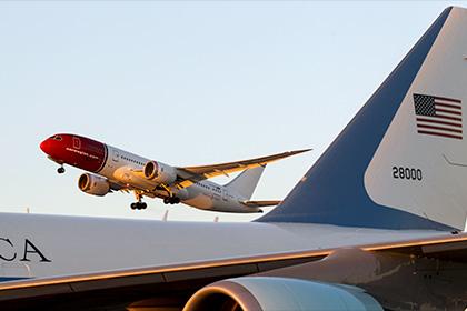 Американские пилоты (профсоюз ALPA) призвали Трампа запретить полеты норвежской авиакомпании
