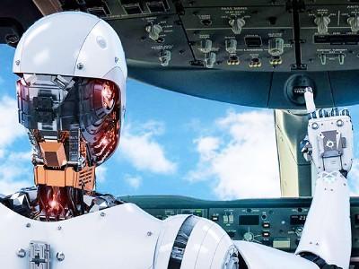 Робот-пилот успешно прошёл лётные испытания